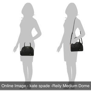 kate spade Bags - kate spade NY - Reiley - Medium Dome Satchel